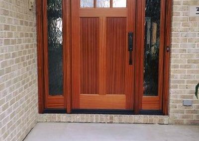 New Home Door Contractors in Michigan