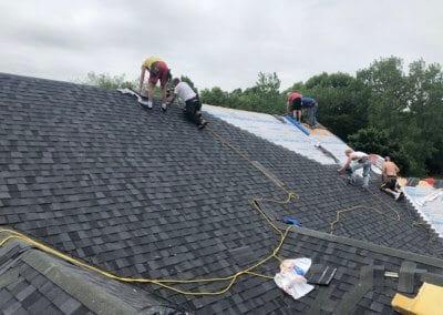 Roof Installation Lake Orion Michigan
