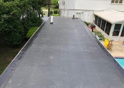 Flat Roof Installation West Bloomfield Michigan