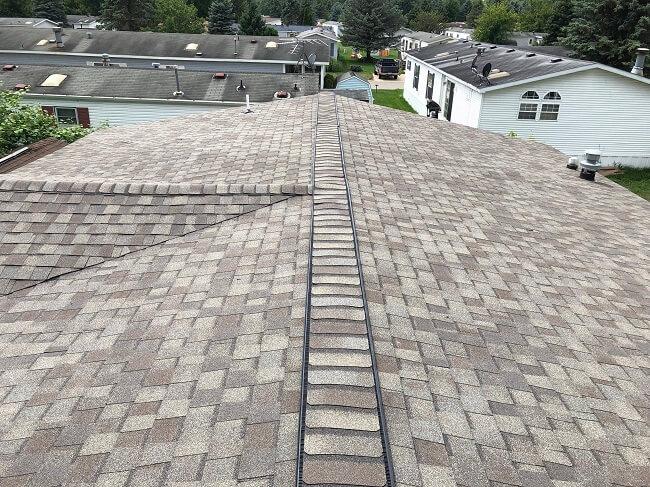 Roof Installation White Lake Michigan