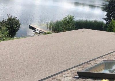 Flat Roof Installation Lake Orion Michigan