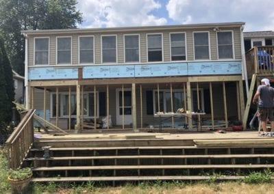 Header-Rebuild-Lake Orion, MI