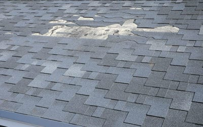 Has a Storm Damaged Your Roof?