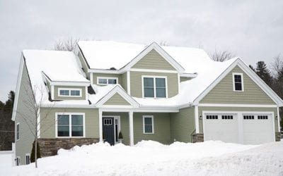 Can My Siding be Replaced in the Winter?