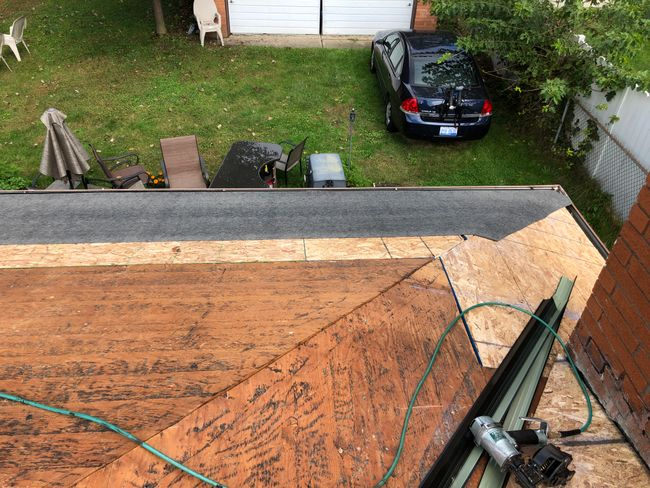roof replacement southfield