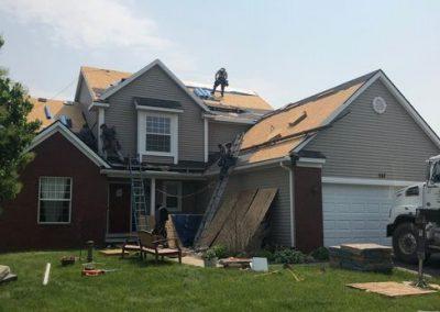 6 New Roof Installation Near Howell MI
