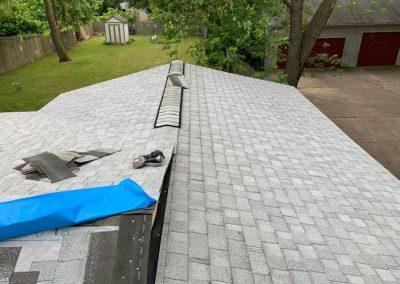 6 Silver Birch New Roof Auburn Hills MI