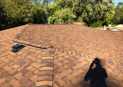 Cover New Roof Install Oakland County Michiagn