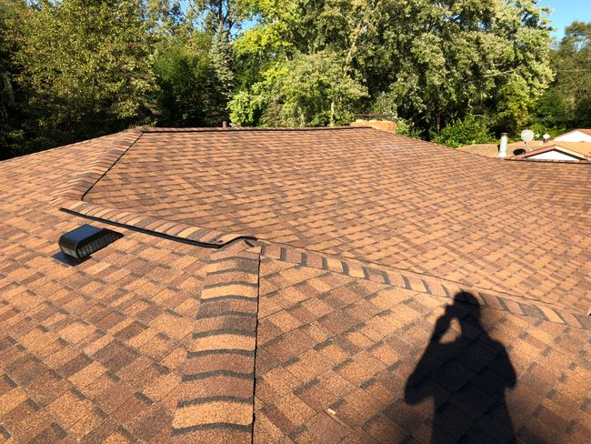 "Roof Installation in Southfield, MI CT ""Burnt Sienna"""