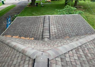 "Roof, Gutter, Downspout, Gutter Guards Replacement in Auburn Hills, MI CT ""Silver Birch"""