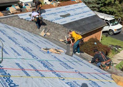 IMG_2649 Roof Underlayment Howell MI