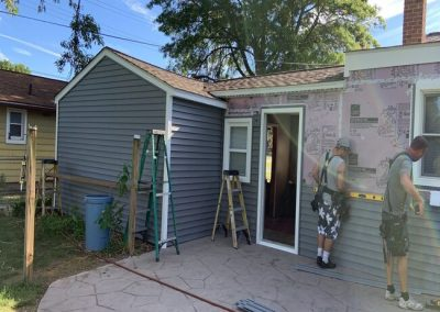 Siding Contractor Waterford Mi