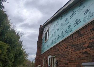 Siding Repair in Commerce MI