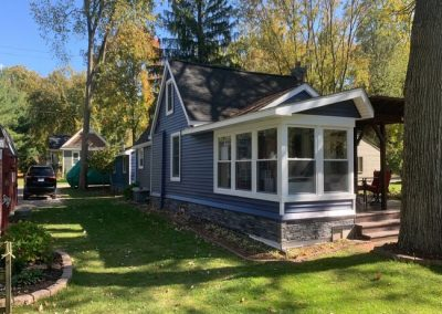 Siding Replacements in Whitmore Lake