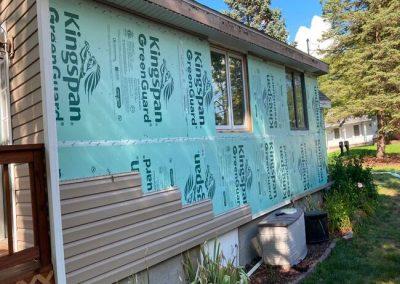 Vinyl Siding Contractors in Walled Lake MI