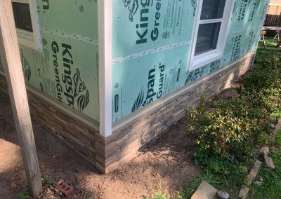 Vinyl Siding Install in Walled Lake MI