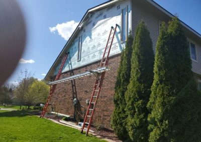 Vinyl Siding Installation in Commerce MI
