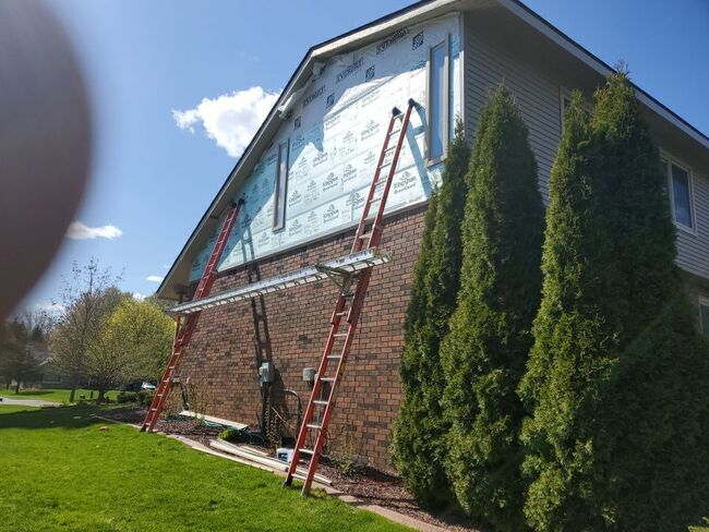 Siding Replacement Commerce MI!