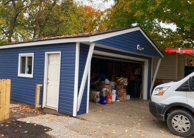 Vinyl Siding Installation in Milford MI