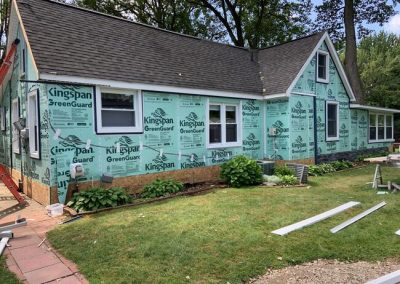 Vinyl Siding Installers in Whitmore Lake