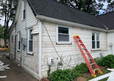 Vinyl Siding Replacement in Whitemore Lake