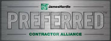 James Hardie Siding Installation company