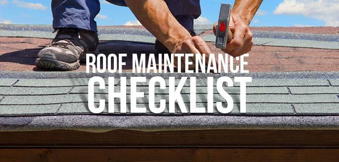 Roof Maintenance & Repair Tips