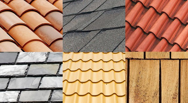 Most Common Types of Roofing Materials