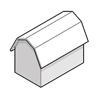 What is a Gambrel Roof?